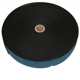Sangle élastique Bleue GW1 70 mm, les 100 mètres - Fournitures tapissier