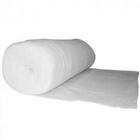 Ouate polyester Non Feu 110 g/m2 - Largeur 140cm - Rouleau de 25 mètres - Fournitures tapissier