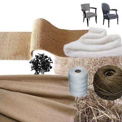 Kit Cabriolet, Bridge ou chaises complète - Fournitures tapissier