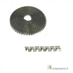 Bande de fixation lourd en métal flexible - Fournitures tapissier