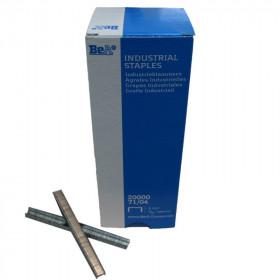 Agrafes type 71 4 mm pour agrafeuse pneumatique BEA - Fournitures tapissier