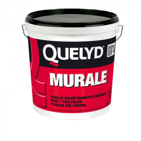 Colle Quelyd murale 1kg - Fournitures tapissier