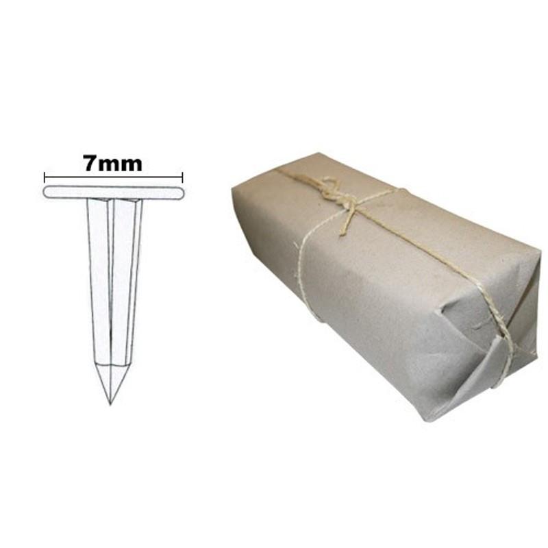 Semences évidées de 16 mm 20/7 les 5 kg - Fournitures tapissier