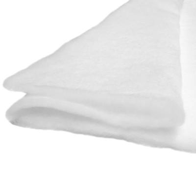 Ouate polyester 100 g/m2. Largeur 80cm, au mètre