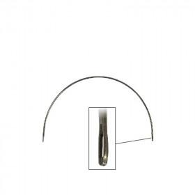 Carrelet courbe fort 65mm - Chat intérieur - Outils tapissier