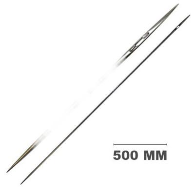 Carrelet droit 2 pointes 500 mm