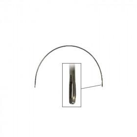 Carrelet courbe fin 50mm - Chat intérieur - Outils tapissier