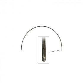 Carrelet courbe fort 50mm - Chat intérieur - Outils tapissier