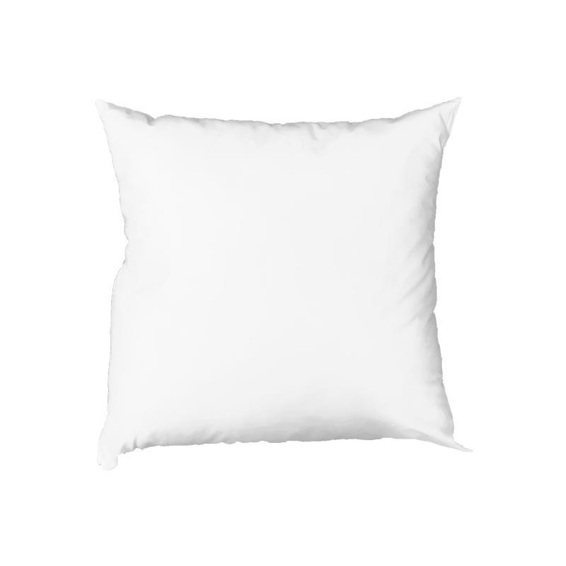 Coussin carré billes polyester siliconées 40 x 40 cm - Fournitures tapissier