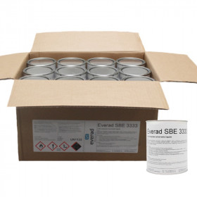 Colle néoprène chimiprène BE 3333 - 750 ml - Carton de 24 pots - Fournitures tapissier