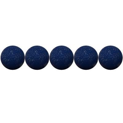 100 Clous tapissiers Prestige Cobalt Scintillant 11 mm