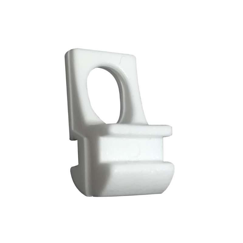 hot product classic fit best service Glisseur asymétrique pour rail rideau KS