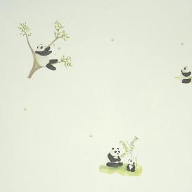 CASADECO - Alice et Paul Panda noir