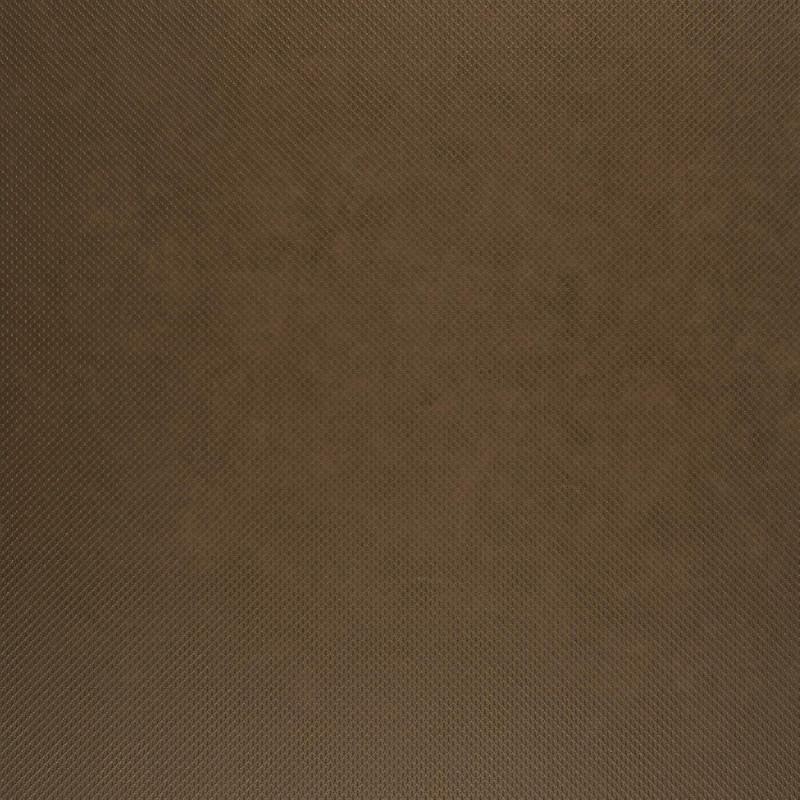 Papier Peint Casadeco Chrome Uni Leather Orange