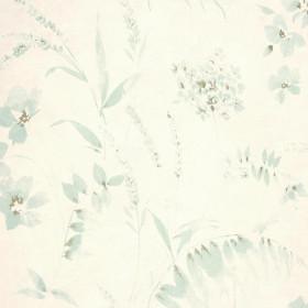 CASADECO – Geode Fleur Beton – Fleur Bleu