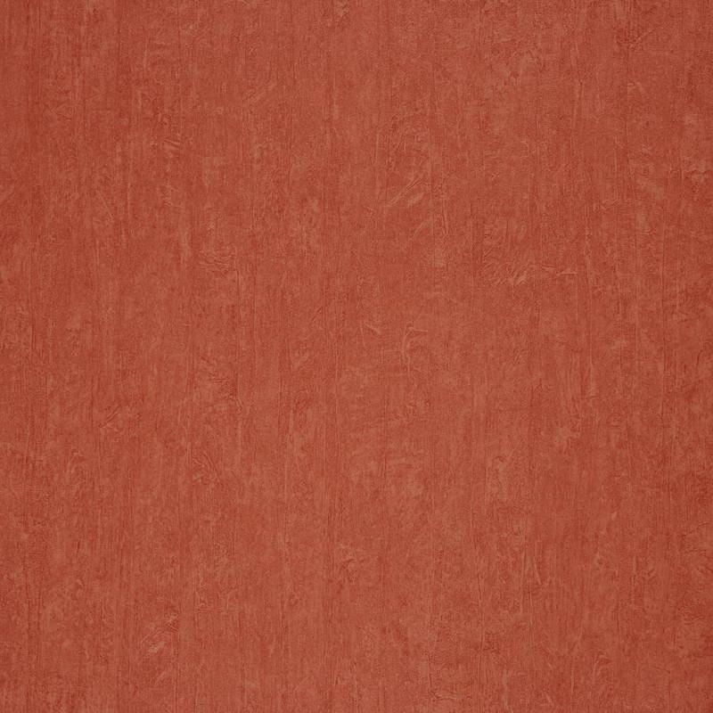 Papier Peint Casadeco Geode Uni Patine Orange