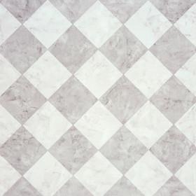 CASADECO – Geode Losange Marbre – Blanc/Gris