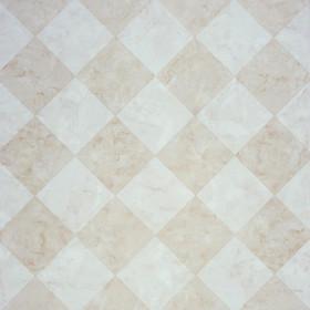 CASADECO – Geode Losange Marbre – Ecru/Beige