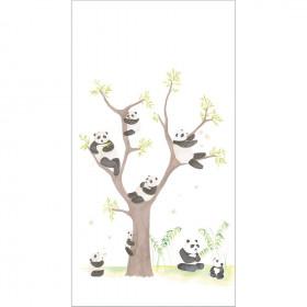 CASADECO - Alice et Paul -Panoramique panda
