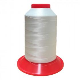 Bobine de fil Serafil fin 120/2 - 5000m - 1000 Blanc - Mercerie