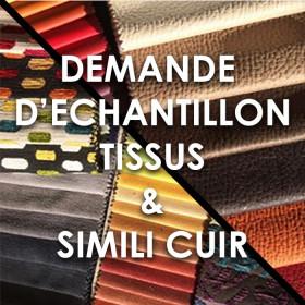 Demande d'échantillons 5 € (Tissus & Simili Cuir) - Clous tapissier