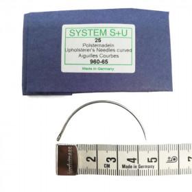 Carrelets courbes fins 65mm Par 25 - Chat latéral - Outils tapissier