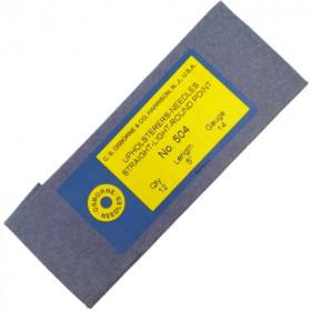 Carrelets droits 1 pointe 125 mm Par 12 - Outils tapissier