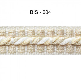 Galon cordonnet 12 mm Bis 004 - Passementerie