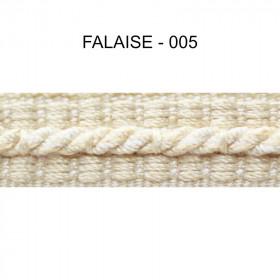 Galon cordonnet 12 mm Falaise 005 - Passementerie