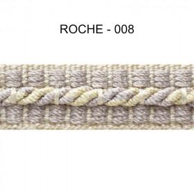 Galon cordonnet 12 mm Roche 008 - Passementerie