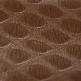 Simili Cuir Skai Pasatina NF M2 Copper peau de reptile, au mètre
