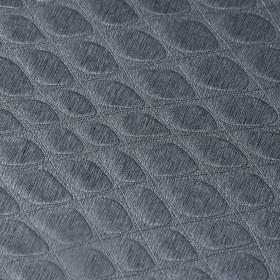 Simili Cuir Skai Pasatina NF M2 Lead peau de reptile, au mètre