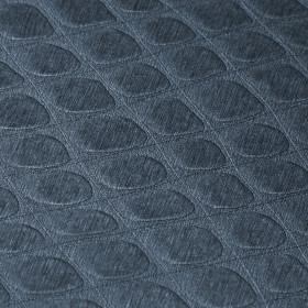 Simili Cuir Skai Pasatina NF M2 Anthracite peau de reptile, au mètre