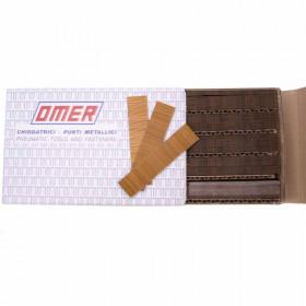 Pointes finette 18mm OMER 0.6 pour pistolet PR18 - Fournitures tapissier