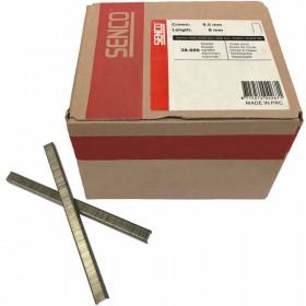 Agrafes type C (G3) 8mm INOX - Par 28 000 - Fournitures tapissier
