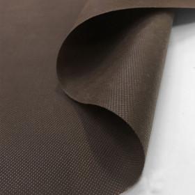 Jaconas non tissé polypropylène marron 70 g/m², le mètre - Fournitures tapissier