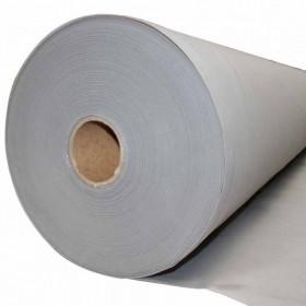 Jaconas non tissé polypropylène gris 70 g/m², le rouleau 250m - Fournitures tapissier