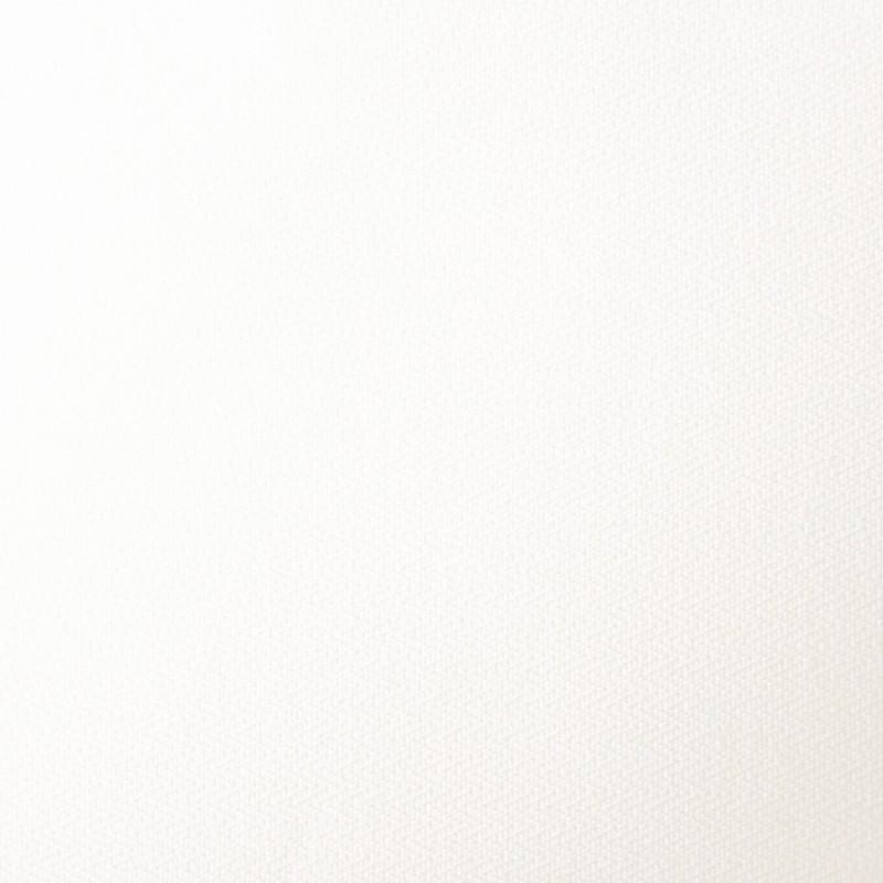 Calle blanche calandre 200 g/m² en 150 cm, le mètre - Fournitures tapissier