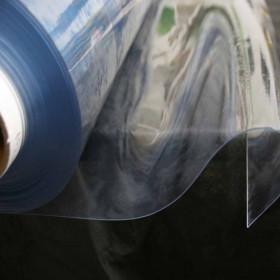 Cristal UV souple de recouvrement pour siège 0,5mm - Au mètre - Fournitures tapissier