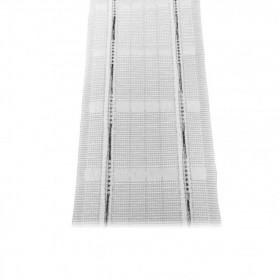 Ruban fronceur Kirsch - 75mm, le mètre - Habillage de la fenêtre
