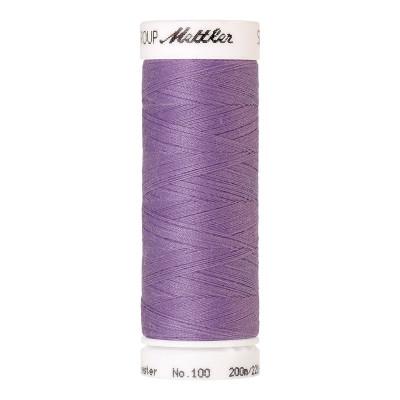Fil universel Violet Amethyste METTLER SERALON, bobine de 200 M