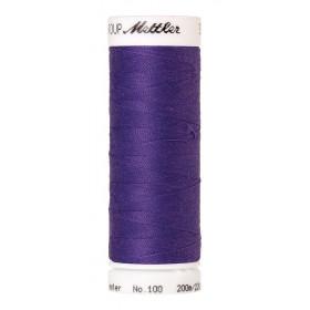 Fil universel Violet Iris METTLER SERALON, bobine de 200 M - Mercerie