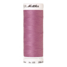 Fil universel Rose METTLER SERALON, bobine de 200 M - Mercerie