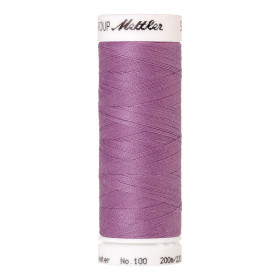 Fil universel Violet METTLER SERALON, bobine de 200 M - Mercerie