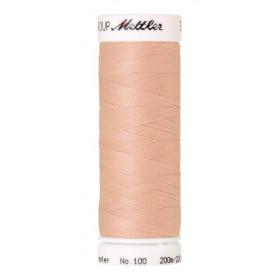 Fil universel Rose Pale METTLER SERALON, bobine de 200 M - Mercerie