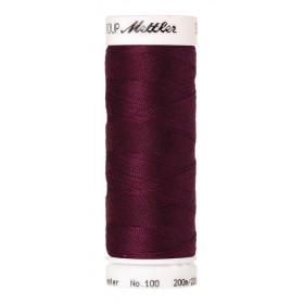 Fil universel Violet Foncé METTLER SERALON, bobine de 200 M - Mercerie