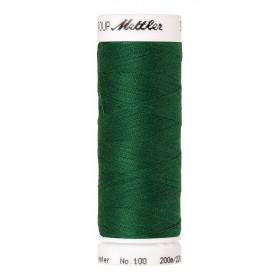 Fil universel Vert Foncé METTLER SERALON, bobine de 200 M - Mercerie