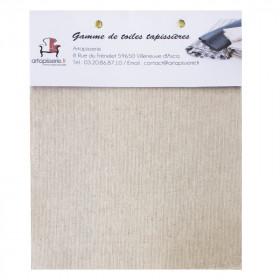 Gamme de toiles tapissières - Fournitures tapissier
