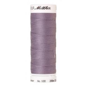Fil universel Violet Clair METTLER SERALON, bobine de 200 M - Mercerie