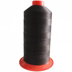 Bobine de fil Cacao SERAFIL N°30 - 4000 ml - 1003 - Mercerie